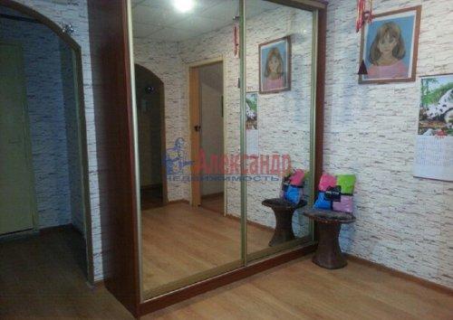 3-комнатная квартира (72м2) на продажу по адресу Коробицыно пос., 6— фото 6 из 15