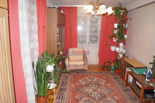 3-комнатная квартира (76м2) на продажу по адресу Романовка пос., Дорога жизни ш., 30— фото 2 из 4