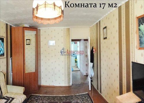 3-комнатная квартира (64м2) на продажу по адресу Выборг г., 75— фото 9 из 15