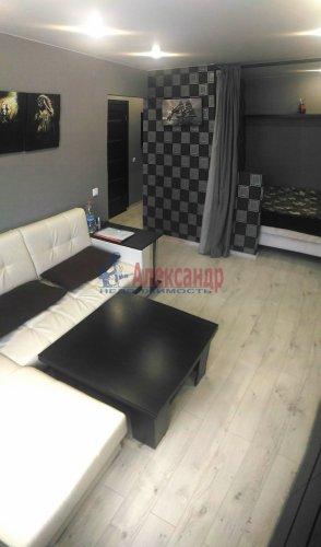 1-комнатная квартира (36м2) на продажу по адресу Мурино пос., Новая ул., 7— фото 6 из 18