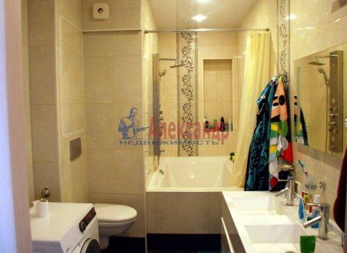 3-комнатная квартира (93м2) на продажу по адресу Народного Ополчения пр., 10— фото 12 из 24