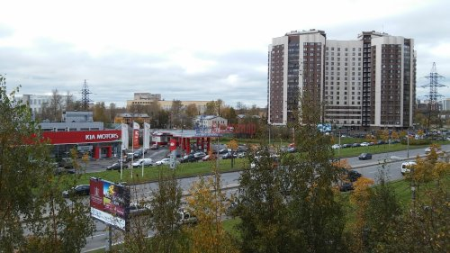 2-комнатная квартира (47м2) на продажу по адресу Дунайский пр., 26— фото 15 из 16