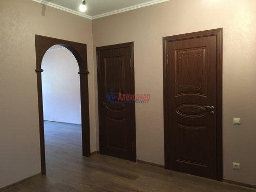 3-комнатная квартира (86м2) на продажу по адресу Пулковское шос., 38— фото 10 из 25