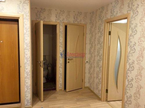 1-комнатная квартира (42м2) на продажу по адресу Сестрорецк г., Приморское шос., 300— фото 4 из 9