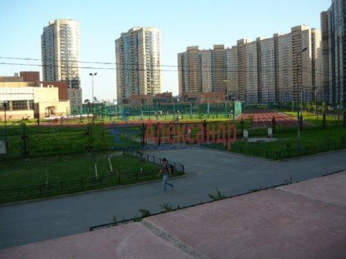 1-комнатная квартира (45м2) на продажу по адресу Парголово пос., Михаила Дудина ул., 23— фото 6 из 7
