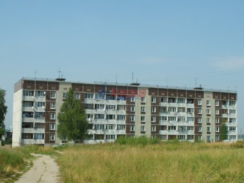 1-комнатная квартира (40м2) на продажу по адресу Жилгородок пос., Санинское шос., 5— фото 1 из 8