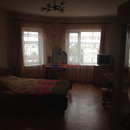 1-комнатная квартира (47м2) на продажу по адресу Приозерск г., Гоголя ул.— фото 1 из 4