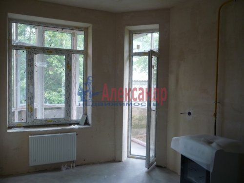 1-комнатная квартира (39м2) на продажу по адресу Всеволожск г., Колтушское шос., 94— фото 5 из 18
