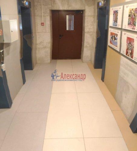 1-комнатная квартира (37м2) на продажу по адресу Мурино пос., Новая ул., 7— фото 18 из 19