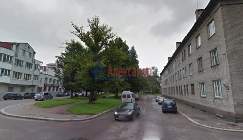 3-комнатная квартира (75м2) на продажу по адресу Выборг г., Мира ул., 17— фото 3 из 3