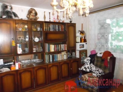2-комнатная квартира (47м2) на продажу по адресу Всеволожск г., Александровская ул., 81— фото 1 из 9