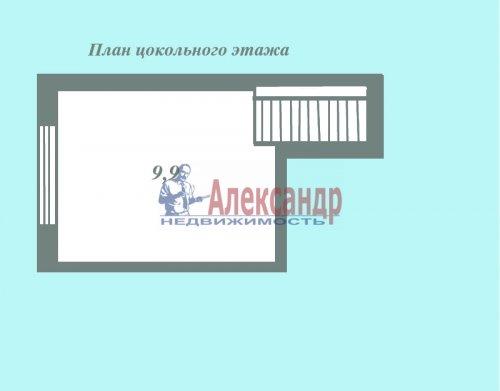 1-комнатная квартира (58м2) на продажу по адресу Всеволожск г., Октябрьский пр., 104— фото 2 из 4