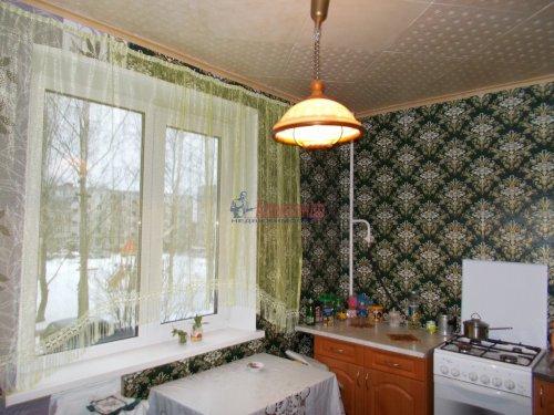 1-комнатная квартира (35м2) на продажу по адресу Тихвин г., 2-й мкр., 14— фото 1 из 3