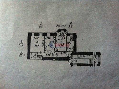 3-комнатная квартира (66м2) на продажу по адресу Зверинская ул., 31— фото 6 из 10