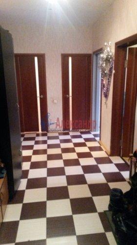 2-комнатная квартира (62м2) на продажу по адресу Ленинский пр., 55— фото 3 из 7