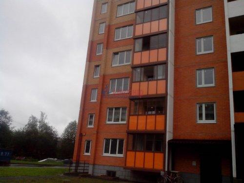 2-комнатная квартира (58м2) на продажу по адресу Кировск г., Партизанской Славы бул., 3— фото 2 из 9