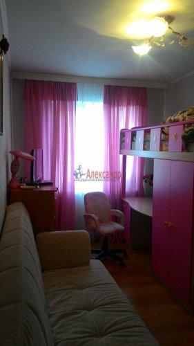 3-комнатная квартира (67м2) на продажу по адресу Кириши г., Ленина пр., 30— фото 12 из 15