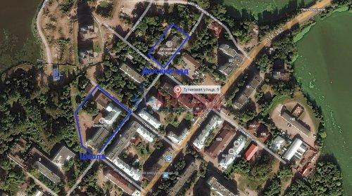 2-комнатная квартира (44м2) на продажу по адресу Выборг г., Тупиковая ул., 5— фото 10 из 10