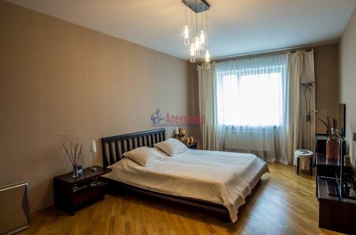 3-комнатная квартира (145м2) на продажу по адресу Коломяжский пр., 20— фото 14 из 33