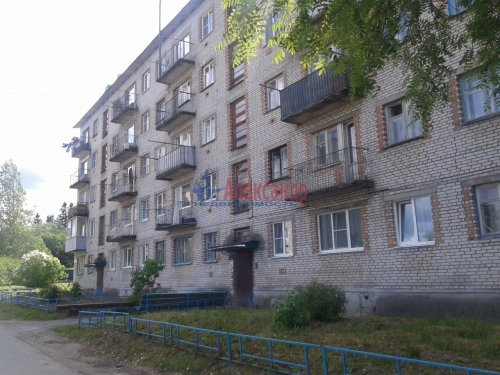 2-комнатная квартира (45м2) на продажу по адресу Мельниково пос., Калинина ул., 5— фото 1 из 18
