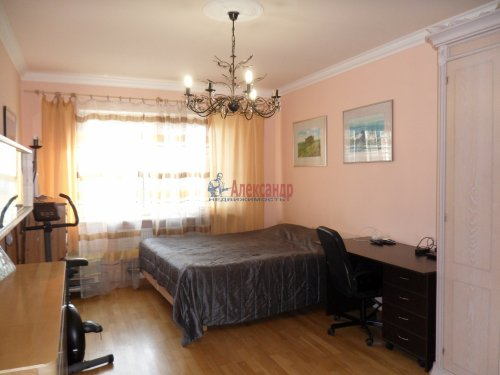 3-комнатная квартира (101м2) на продажу по адресу Науки пр., 17— фото 21 из 33
