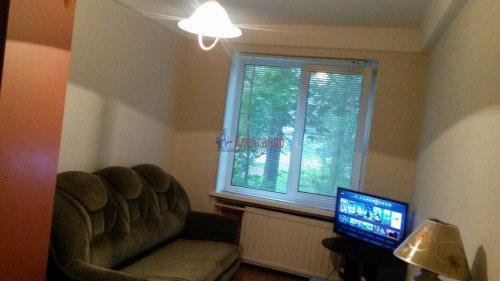 Комната в 4-комнатной квартире (80м2) на продажу по адресу Народного Ополчения пр., 187— фото 2 из 10