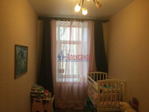 2-комнатная квартира (56м2) на продажу по адресу Малая Посадская ул., 6— фото 4 из 10
