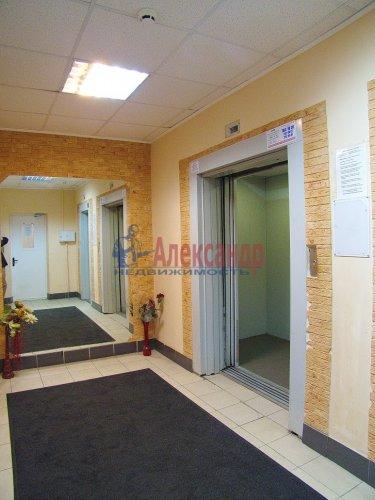 1-комнатная квартира (128м2) на продажу по адресу Приморский пр., 137— фото 16 из 19