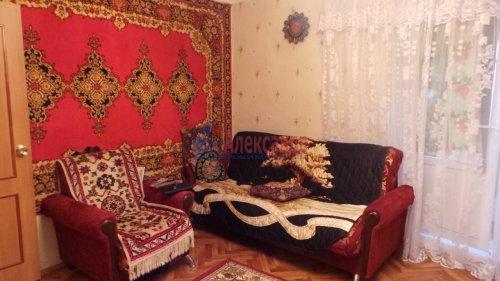 1-комнатная квартира (40м2) на продажу по адресу Рябово пгт., 5а— фото 2 из 4