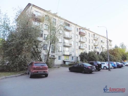 1-комнатная квартира (31м2) на продажу по адресу Выборг г., Ленинградское шос., 27— фото 2 из 13