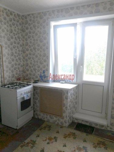 1-комнатная квартира (33м2) на продажу по адресу Кириши г., Нефтехимиков ул., 26— фото 2 из 7