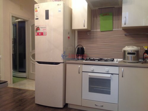 1-комнатная квартира (43м2) на продажу по адресу Чкаловский пр., 36— фото 5 из 9