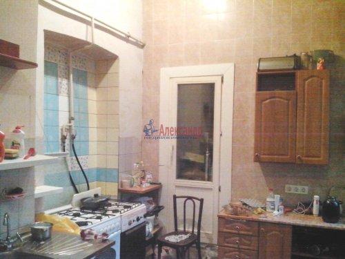 Комната в 5-комнатной квартире (116м2) на продажу по адресу Обводного канала наб., 57— фото 1 из 7