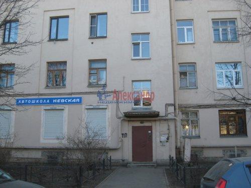 2-комнатная квартира (50м2) на продажу по адресу Елизарова пр., 10— фото 3 из 8