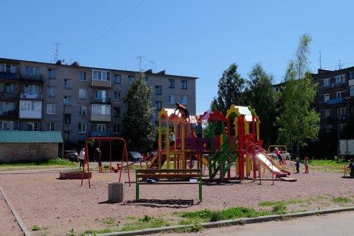 2-комнатная квартира (44м2) на продажу по адресу Мга пгт., Комсомольский пр., 64— фото 2 из 12