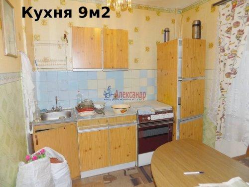 1-комнатная квартира (40м2) на продажу по адресу Выборг г., Победы пр., 4а— фото 8 из 19