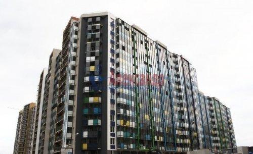 3-комнатная квартира (71м2) на продажу по адресу Кудрово дер., Немецкая ул., 3— фото 1 из 7