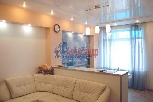 3-комнатная квартира (93м2) на продажу по адресу Народного Ополчения пр., 10— фото 13 из 24
