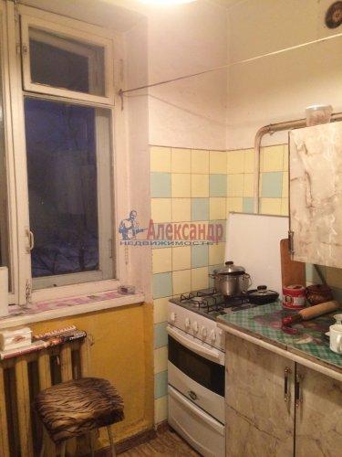 2-комнатная квартира (42м2) на продажу по адресу Стрельна г., Санкт-Петербургское шос., 90— фото 7 из 10