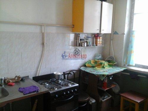 Комната в 3-комнатной квартире (75м2) на продажу по адресу Кузьмоловский пгт., Ленинградское шос., 14— фото 14 из 15