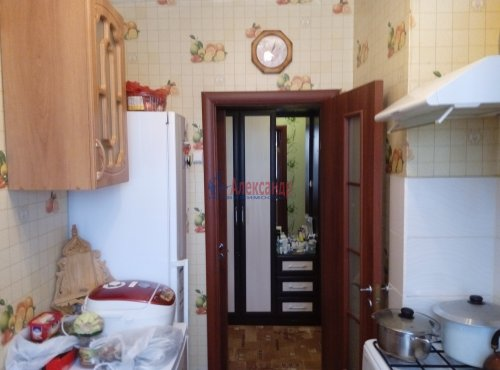 1-комнатная квартира (27м2) на продажу по адресу Старо-Паново пос., Красная ул., 14— фото 6 из 11