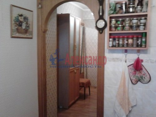 1-комнатная квартира (30м2) на продажу по адресу Стрельна г., Попова ул., 9— фото 4 из 5