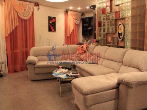 3-комнатная квартира (73м2) на продажу по адресу Московский просп., 191— фото 5 из 20