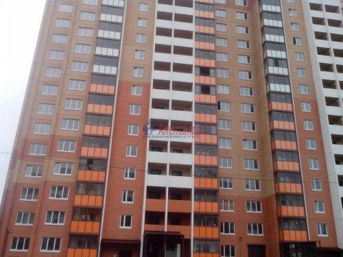 2-комнатная квартира (58м2) на продажу по адресу Кировск г., Партизанской Славы бул., 3— фото 3 из 9
