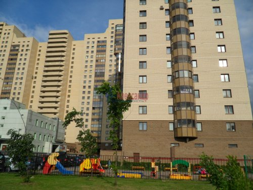 1-комнатная квартира (34м2) на продажу по адресу Бутлерова ул., 40— фото 7 из 9