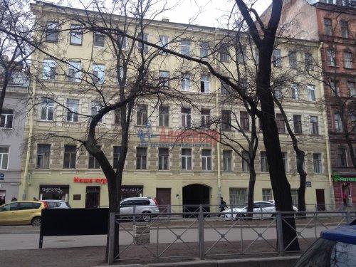 2 комнаты в 4-комнатной квартире (85м2) на продажу по адресу Клинский пр., 21— фото 2 из 7