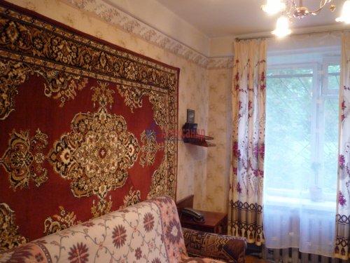 2-комнатная квартира (42м2) на продажу по адресу Краснопутиловская ул., 90— фото 15 из 22