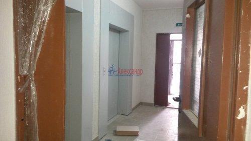 1-комнатная квартира (38м2) на продажу по адресу Кудрово дер., Пражская ул., 9— фото 12 из 17