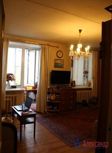 1-комнатная квартира (36м2) на продажу по адресу Кибальчича ул., 4— фото 2 из 10