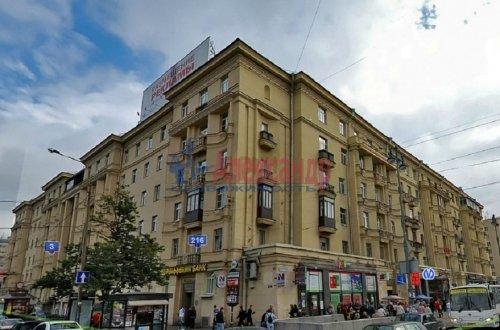 2-комнатная квартира (53м2) на продажу по адресу Московский просп., 216— фото 1 из 6